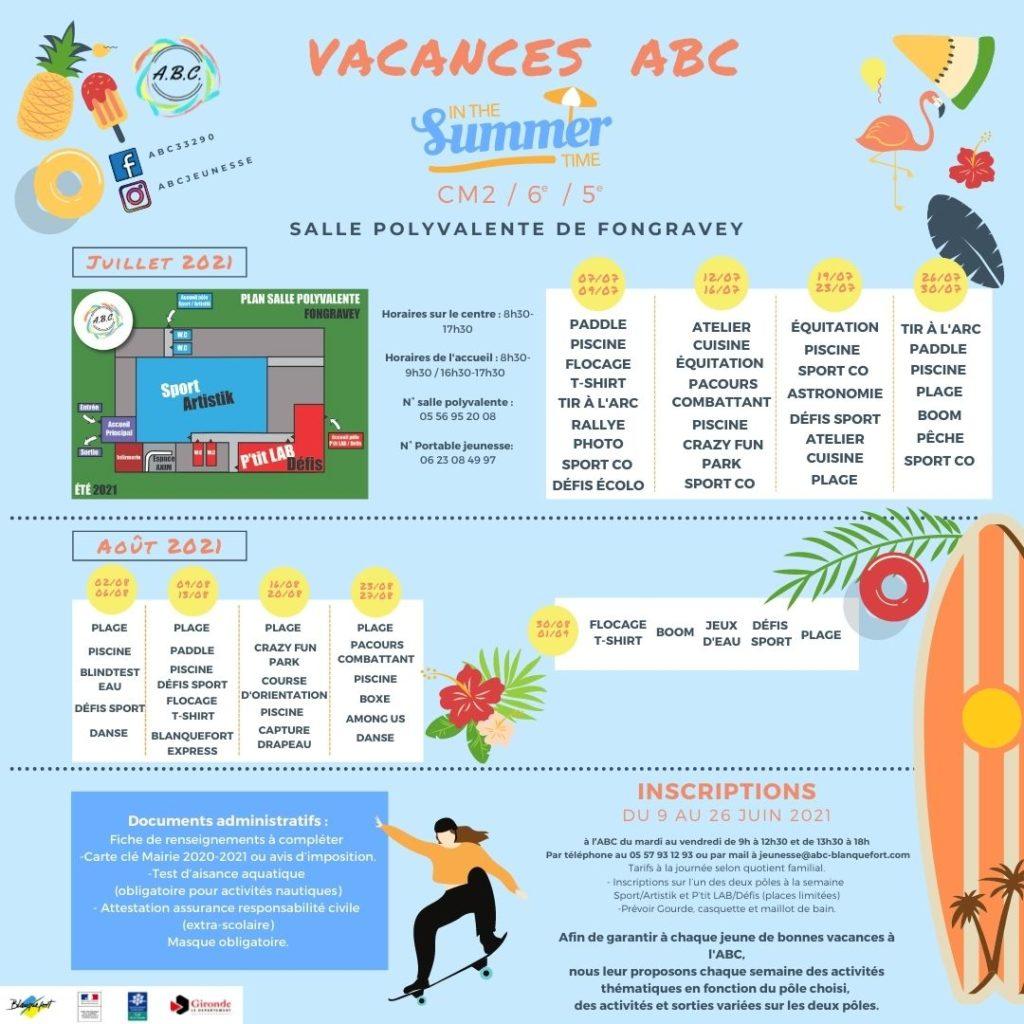 Vacances ABC
